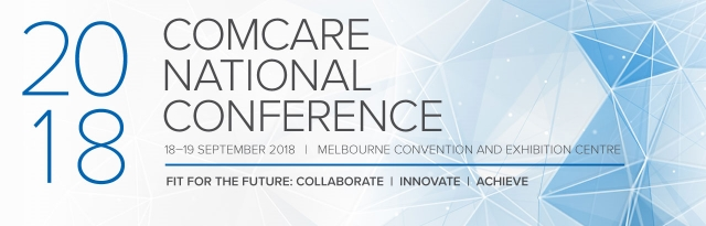 Presenters: Comcare National Conference