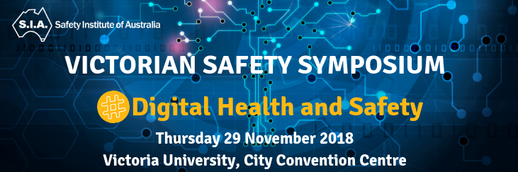 SIA Victorian Safety Symposium 2018